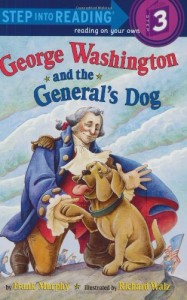georgewashingtongeneralsdog